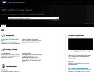 developers.gigya.com screenshot
