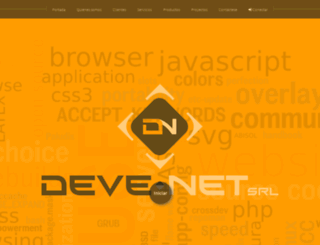 devenet.net screenshot