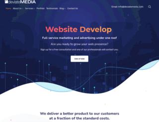 deviatemedia.com screenshot