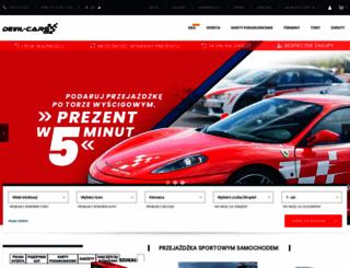 devil-cars.pl screenshot
