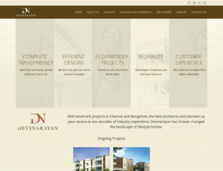 devinarayan.com screenshot
