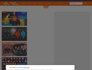 devorstin.hyves.nl screenshot