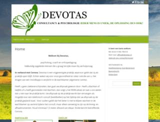 devotas.nl screenshot