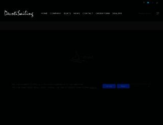 devoti-one.com screenshot