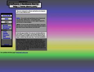 devrs.com screenshot