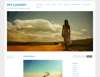 devsjourney.wordpress.com screenshot