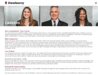 dewberrydisastercadre.com screenshot