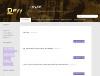 deyy.net screenshot