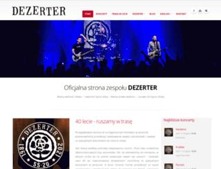 dezerter.com screenshot