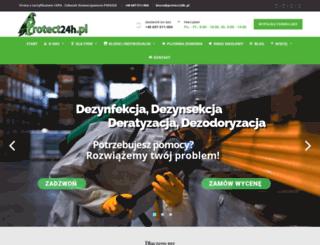 dezynfekcja.walbrzych.pl screenshot