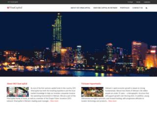 dfj-vinacapital.com screenshot