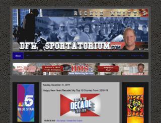 dfwsportatorium.com screenshot