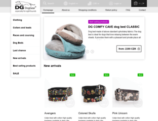 dgdoggear.com screenshot
