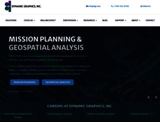 dgi.com screenshot