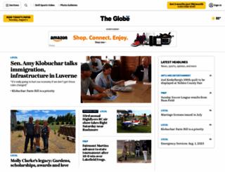 dglobe.com screenshot