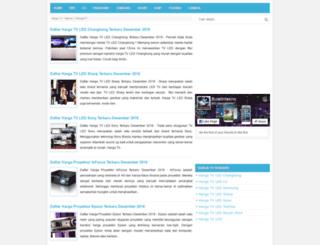 dhargatv.blogspot.com screenshot