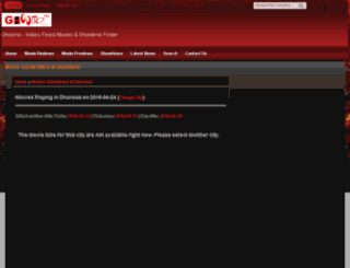 dharwad.ghoomo.com screenshot