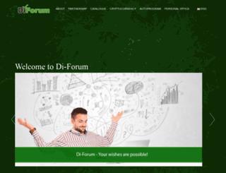 di-forum.com screenshot