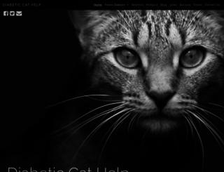 diabeticcathelp.com screenshot