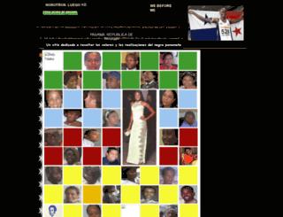 diadelaetnia.homestead.com screenshot