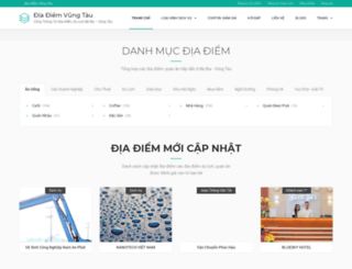 diadiemvungtau.com screenshot