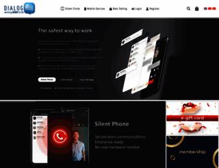 dialog-hub.com screenshot
