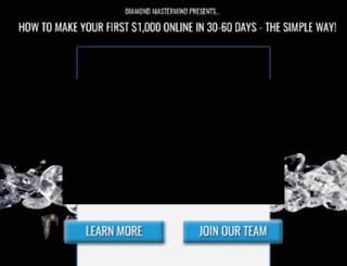 diamondmastermind.tv screenshot