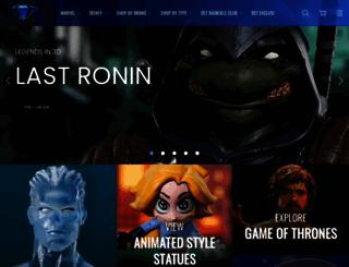 diamondselecttoys.com screenshot
