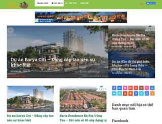 diaocsaithanh.com screenshot