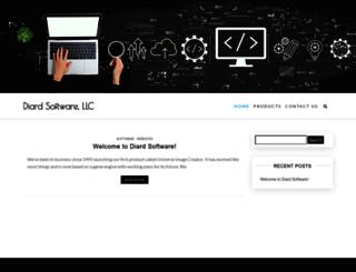 diardsoftware.com screenshot