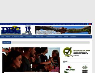diariobahiadecadiz.com screenshot