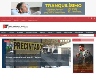 diariodelavega.com screenshot