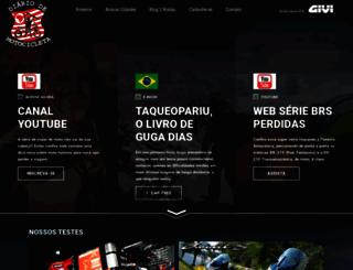 diariodemotocicleta.com.br screenshot