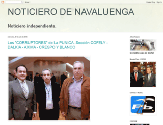 diariodenavaluenga.blogspot.com.es screenshot