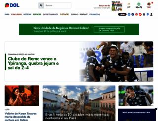 0a7577039fb Access diarioonline.com.br. DOL - Diário Online - Portal de Notícias