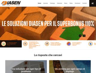 diasen.com screenshot
