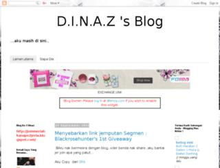 diaumaininaz.blogspot.com screenshot
