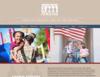 diazfamily.armedforcesfamilies.com screenshot