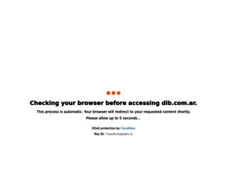 dib.com.ar screenshot