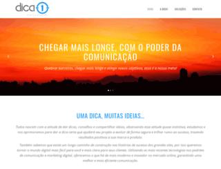 dica1.com.br screenshot