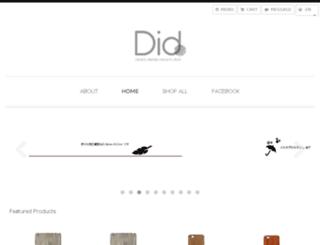 diddots.com screenshot