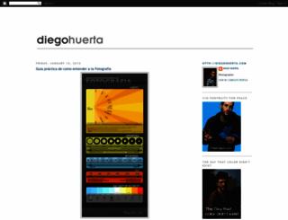 diegohuerta.blogspot.com screenshot