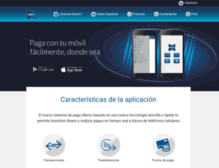 diemo.com.ve screenshot