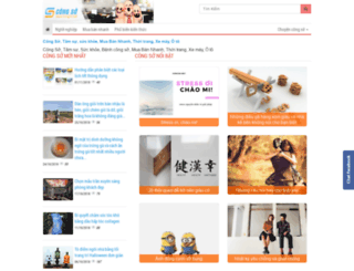 diendan.congso.net screenshot