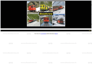 dieselcrew.ch screenshot