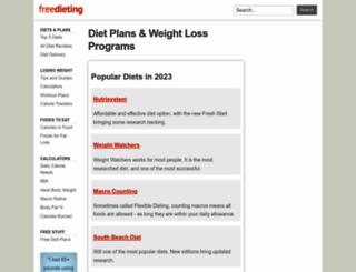 diet-blog.com screenshot