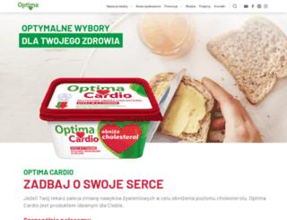 dietadlaserca.pl screenshot
