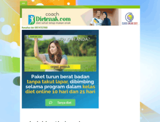 dietenak.com screenshot