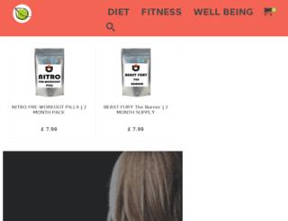 dietretail.com screenshot