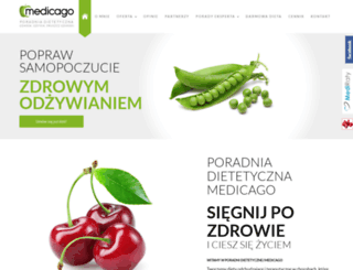 dietymedicago.pl screenshot